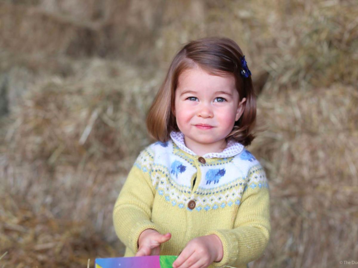 Księżniczka Charlotte ma 2. urodziny, Jak się zmieniała?