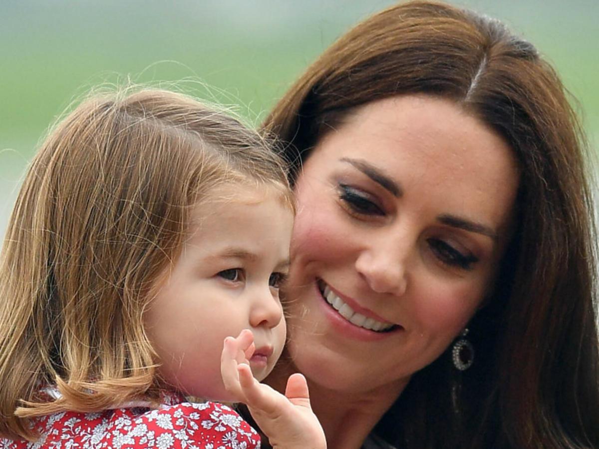 Księżniczka Charlotte skończyła 6 lat. Ale ona się zmieniła