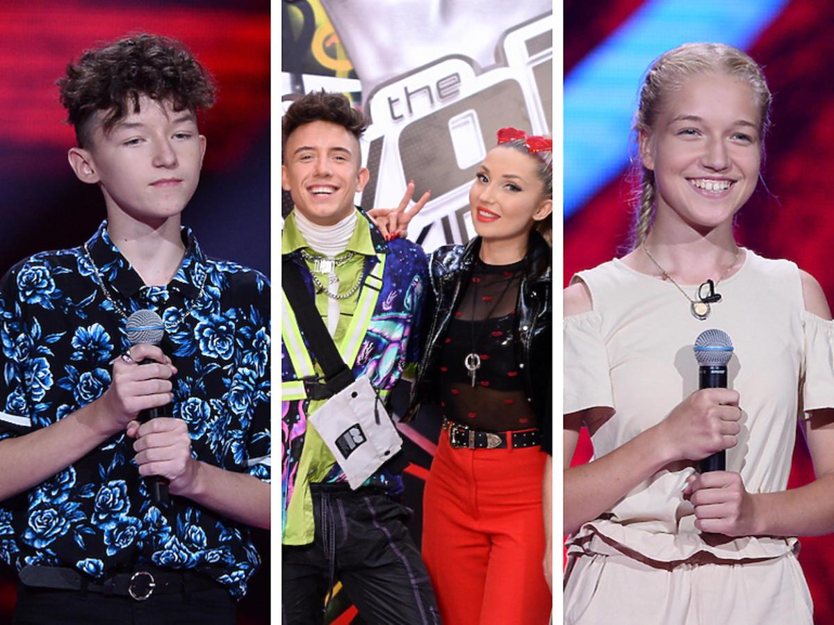 Kto był najlepszy z The Voice Kids? Plebiscyt