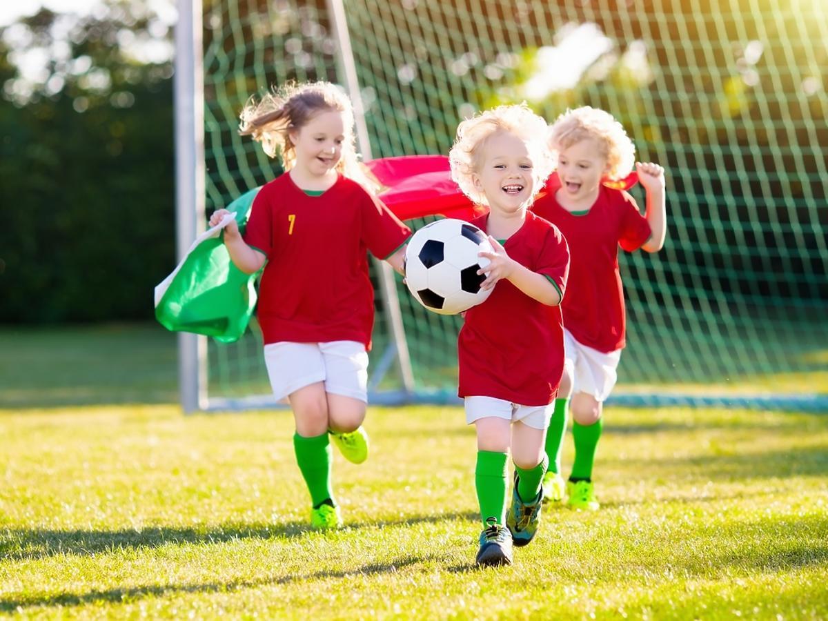 Które dyscypliny sportowe są najlepsze dla kilkuletnich dzieci?