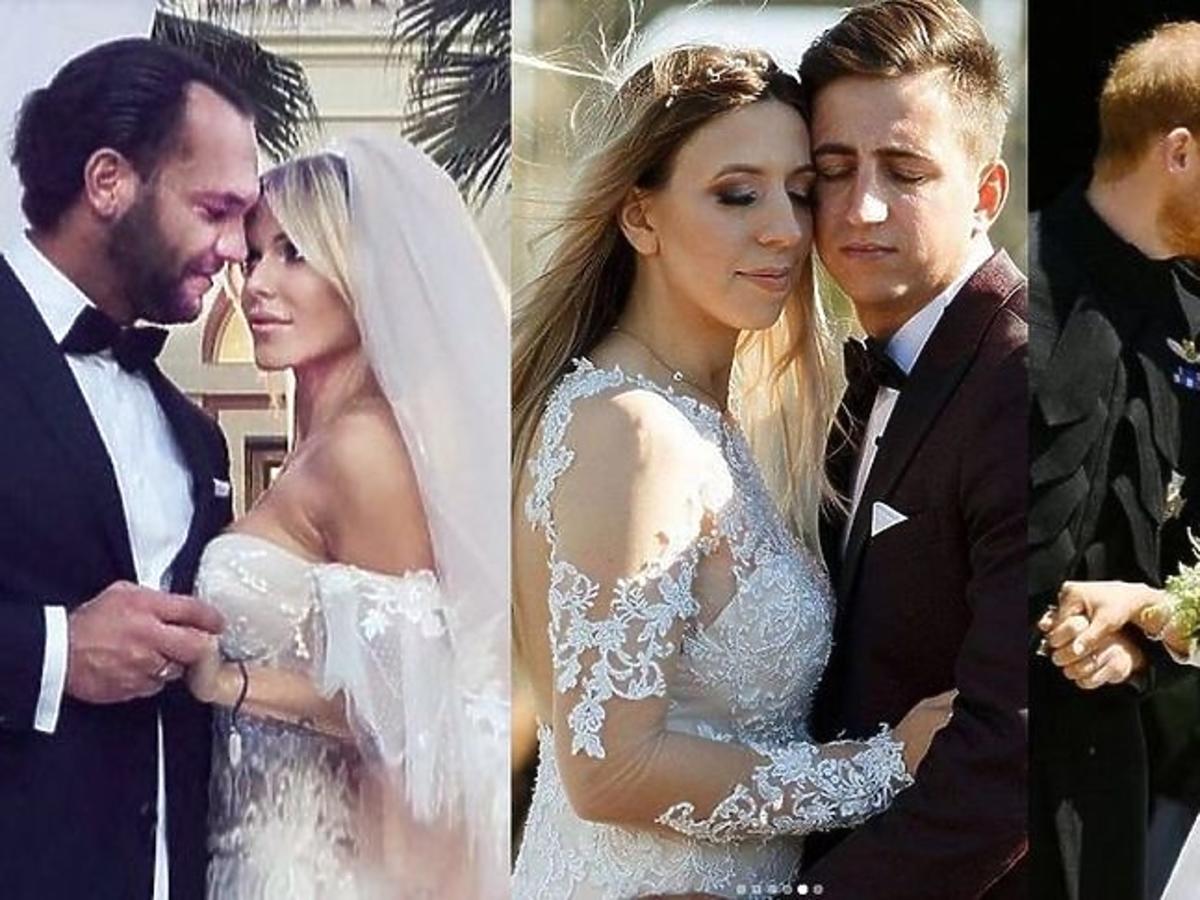 Które gwiazdy wzięły ślub w 2018 roku?