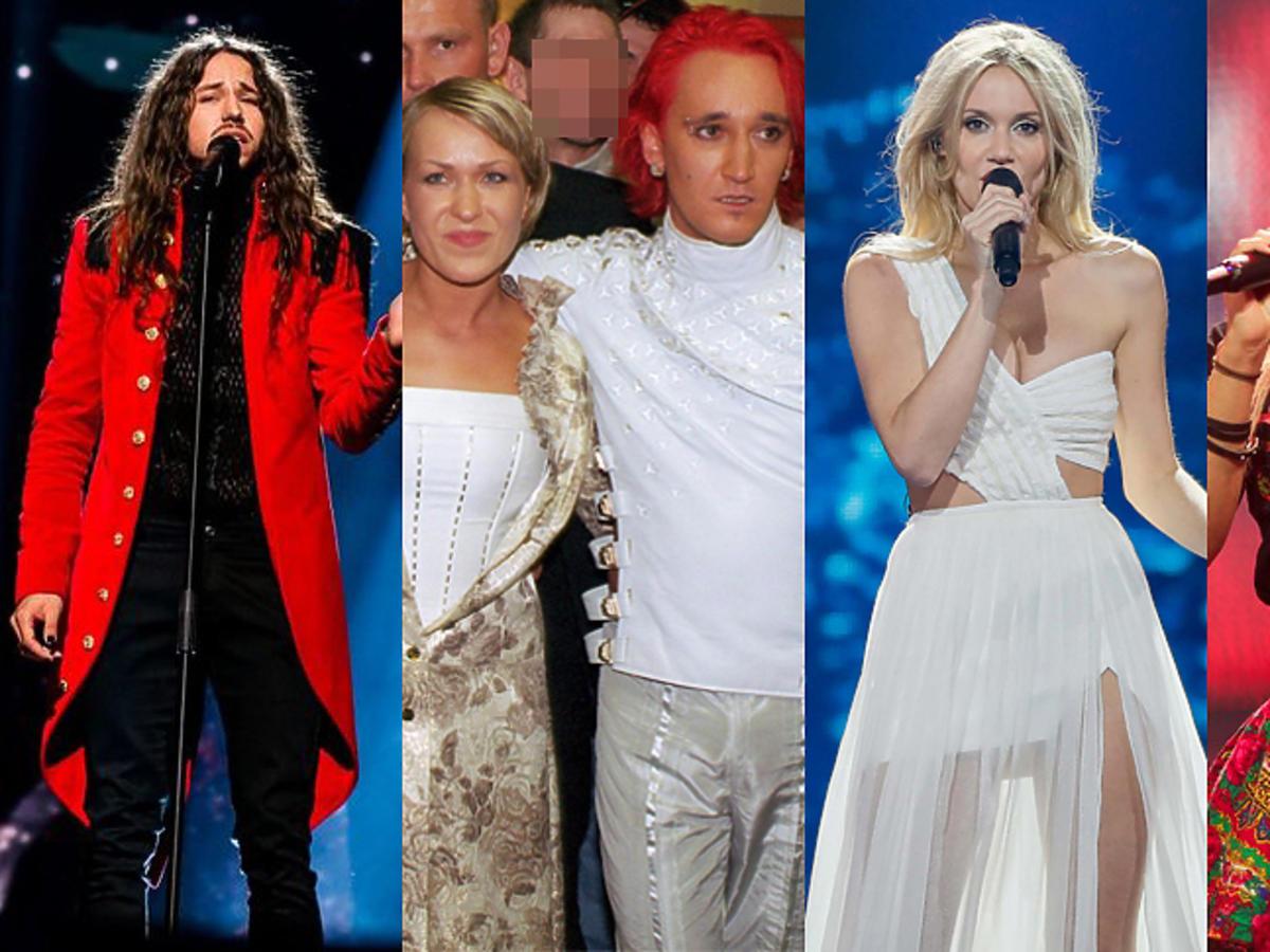 Którym polskim reprezentantem na Eurowizji jesteś?