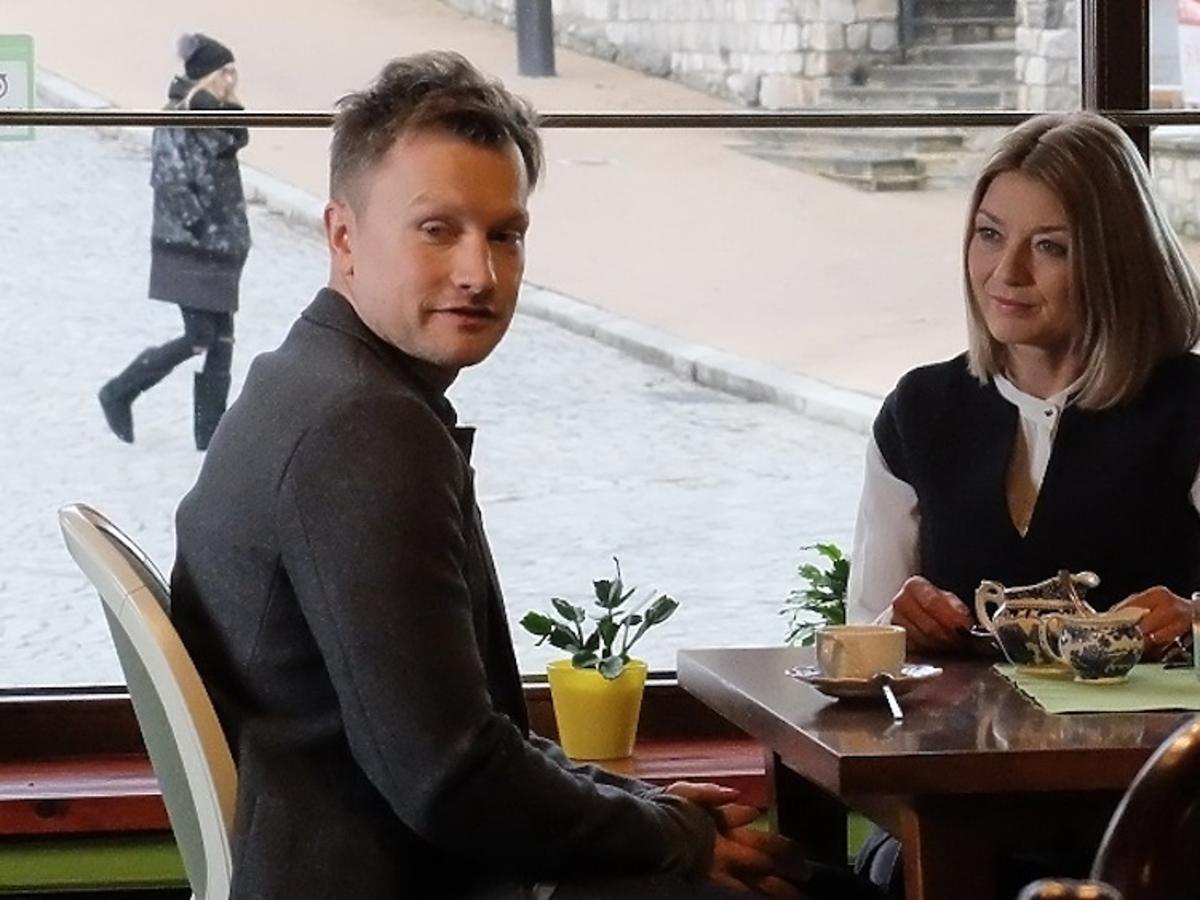 Kuba Wesołowski, Edyta Olszówka w Ojcu Mateuszu