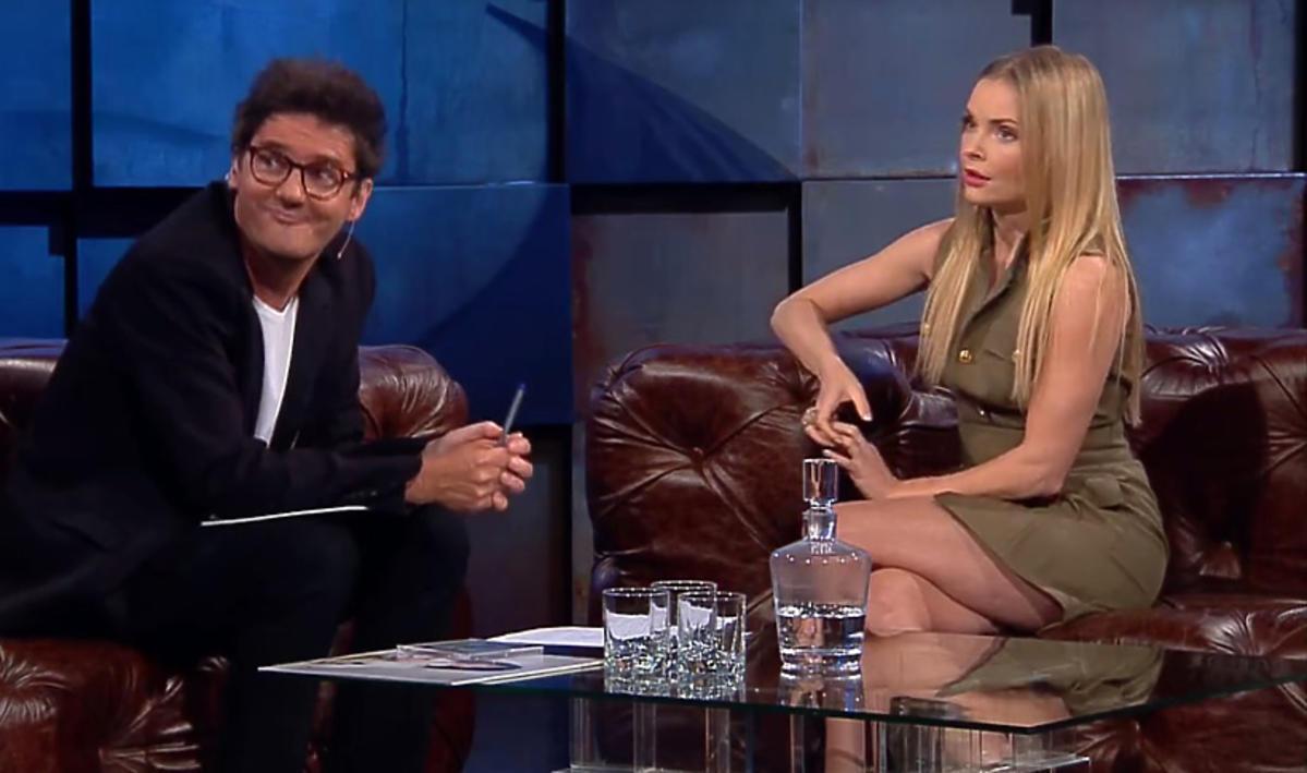 Kuba Wojewódzki pokazał fragment programu z Izą Miko