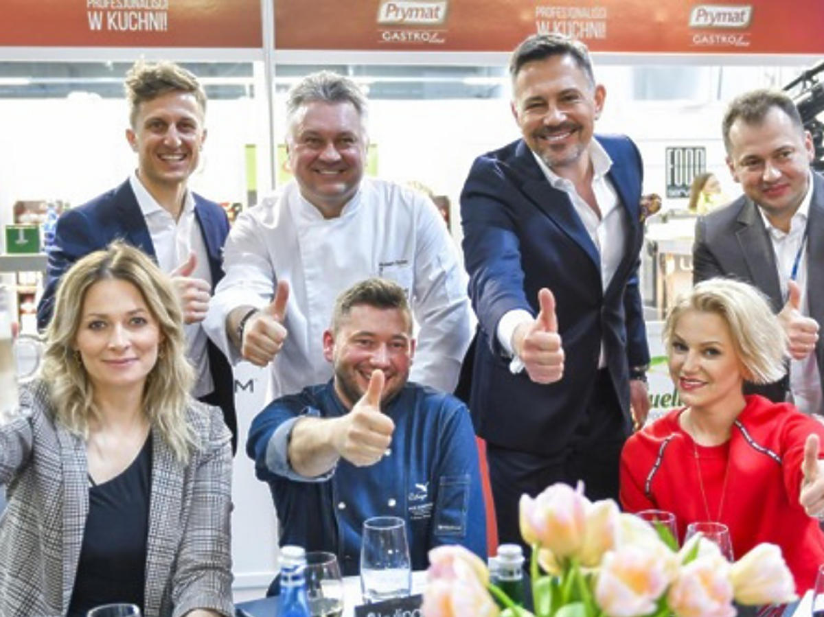 Kulinarny konkurs Roberta Sowy