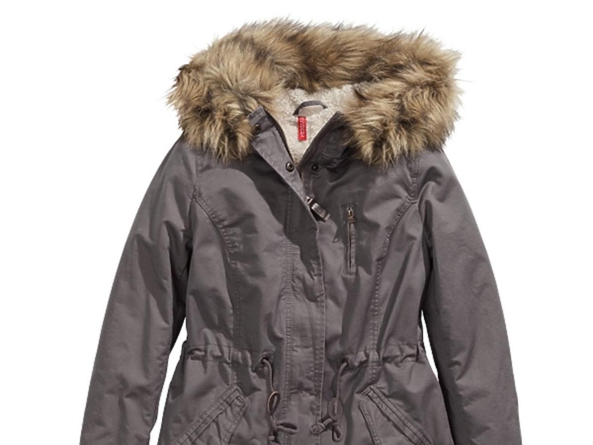 Kurtka zimowa H&M, cena