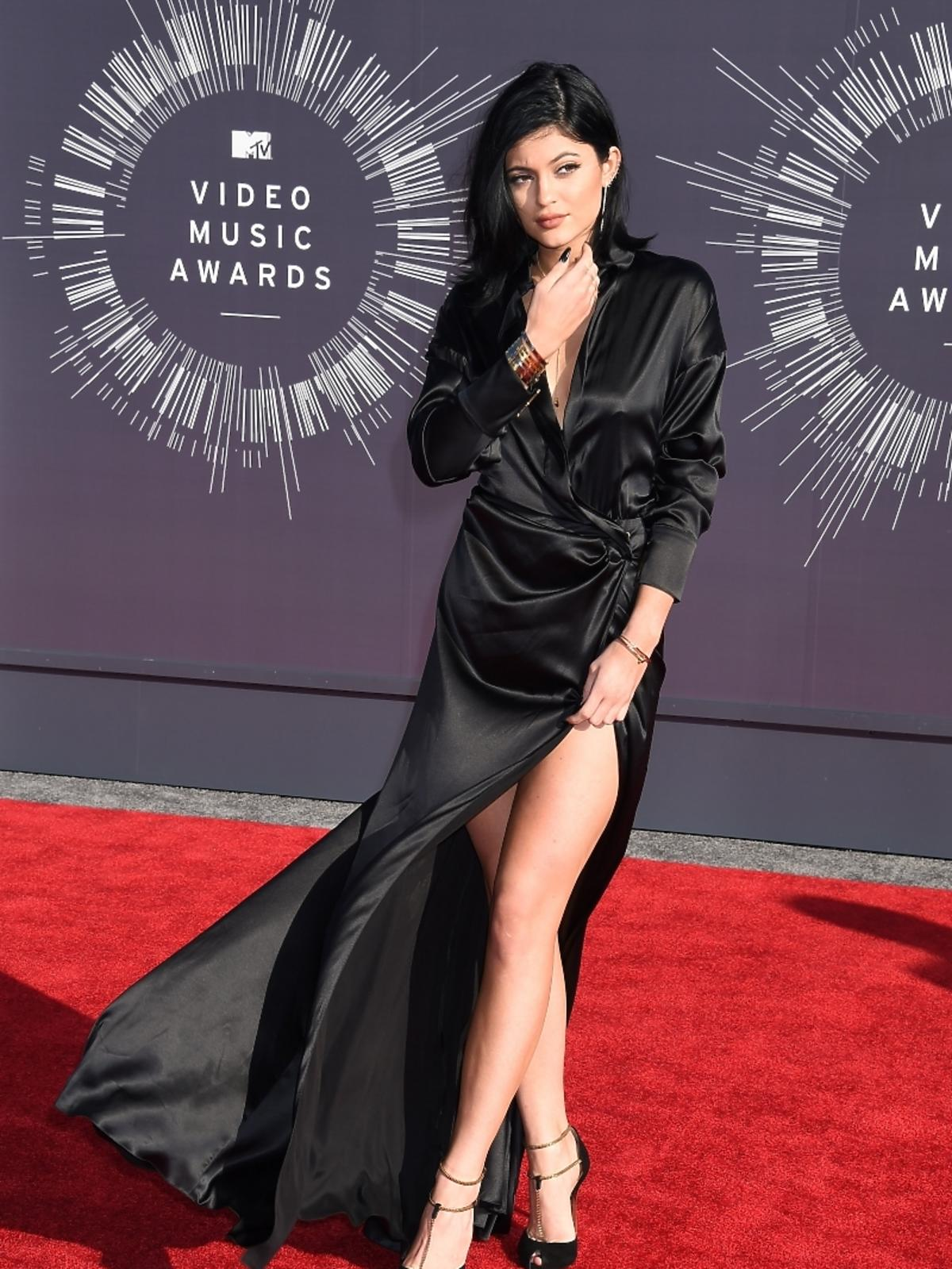 Kylie Jenner na MTV Video Music Awards 2014