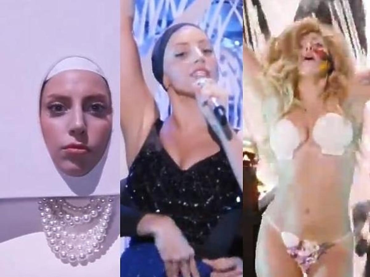 Lady Gaga Applause MTV VMA 2013