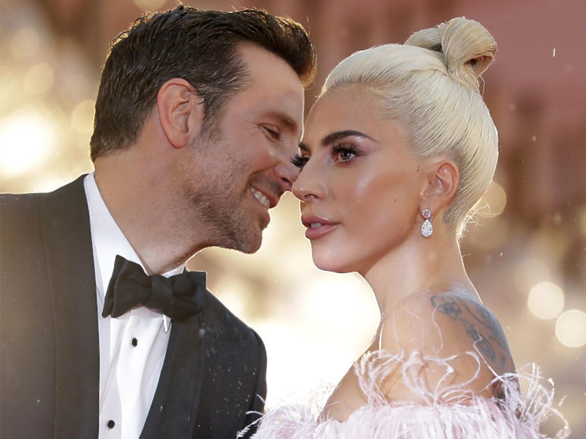 Lady Gaga i Bradley Cooper na festiwalu filmowym w Wenecji