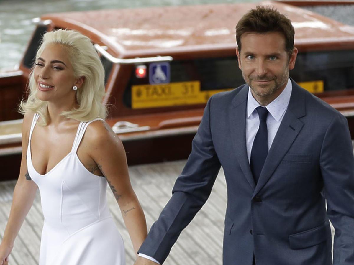 Lady Gaga i Bradley Cooper w Wenecji