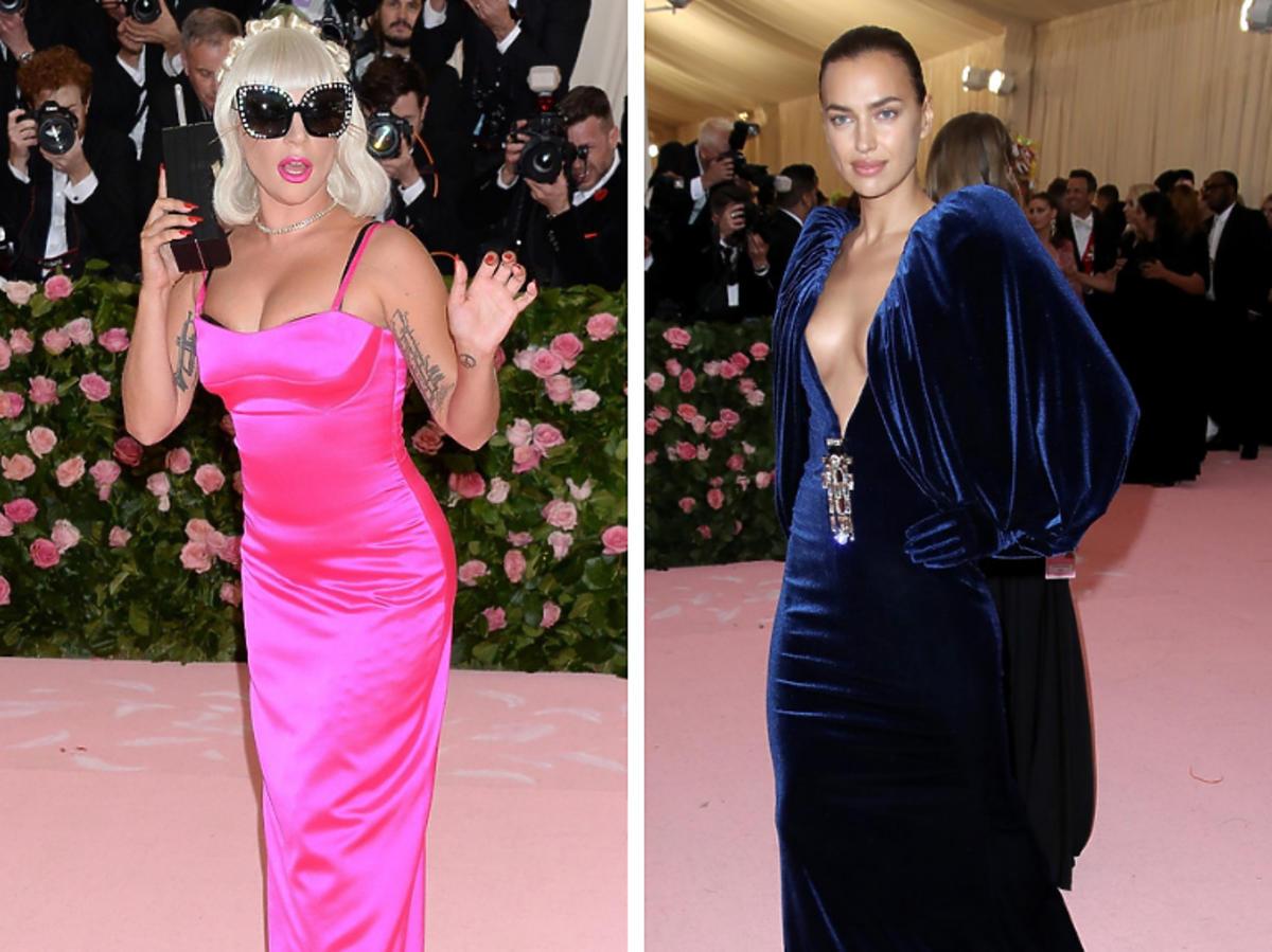 Lady Gaga i Irina Shayk