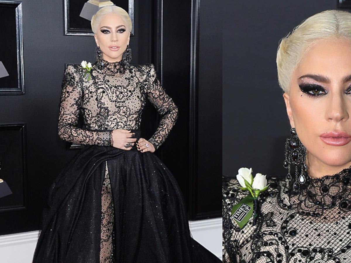 Lady Gaga na gali Grammy 2018