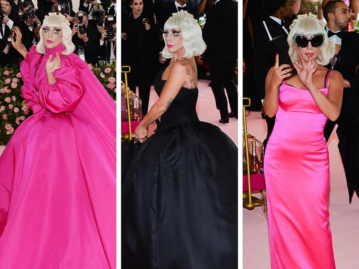 Lady Gaga na Met Gala 2019