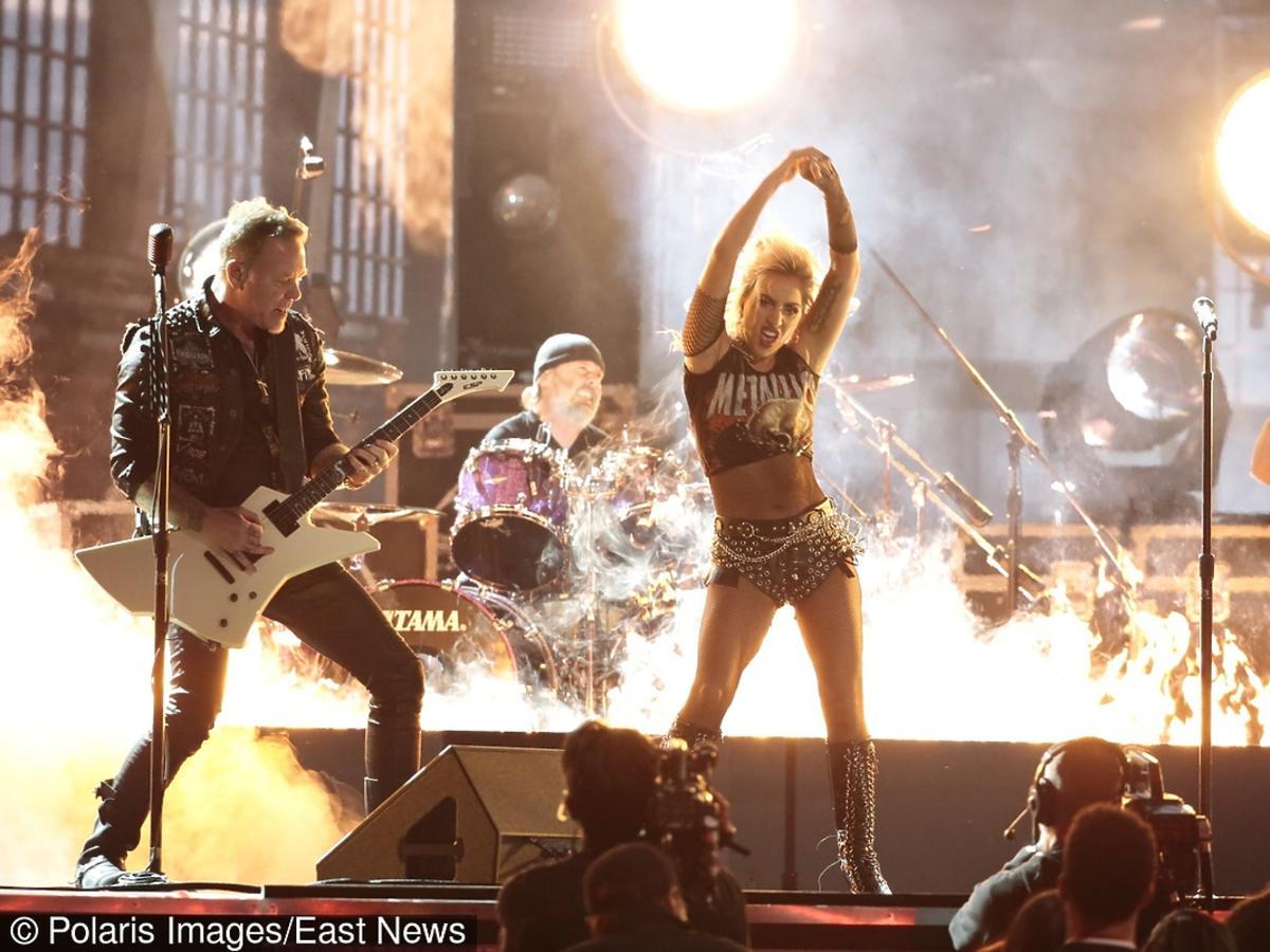 Lady Gaga na scenie