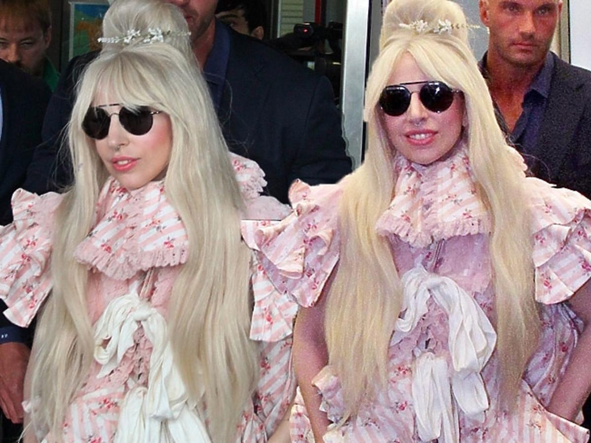 Lady Gaga w nieudanej stylizacji