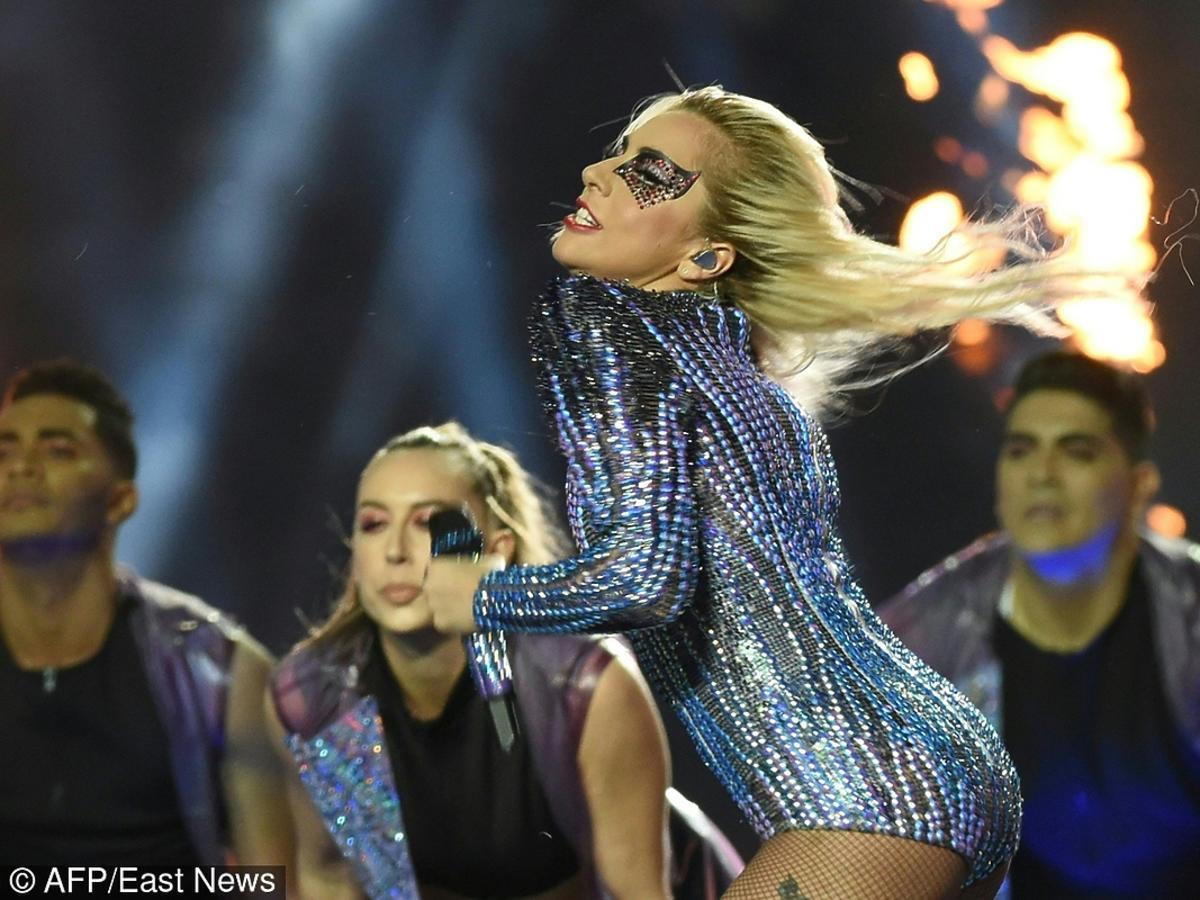 Lady Gaga - występ na Super Bowl 2017