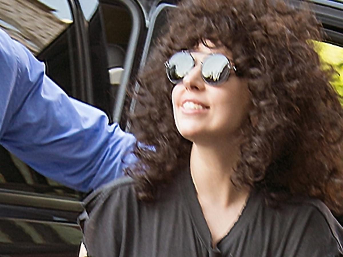 Lady Gaga z pieskiem w Nowym Jorku