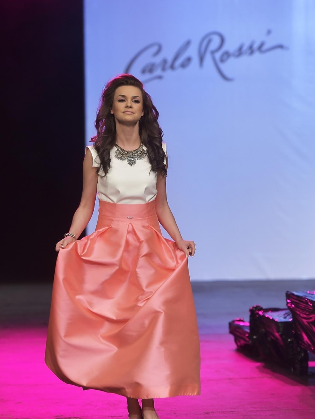 Lady Petite na Fashion Week w Łodzi