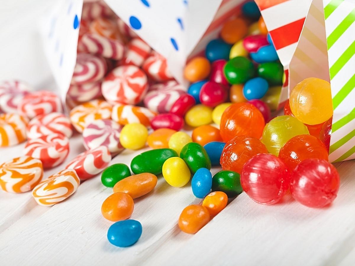 landrynki i cukierki