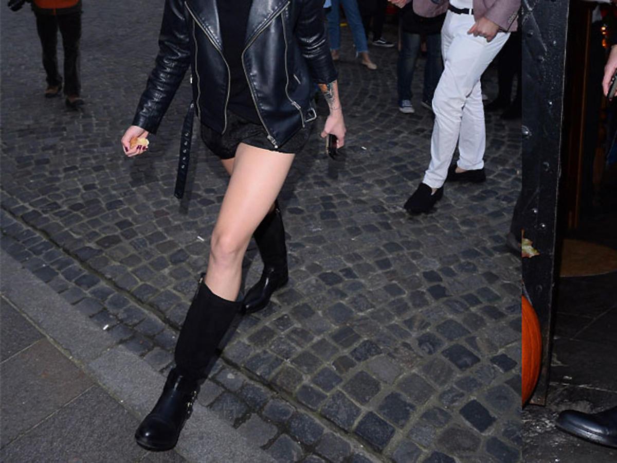 Lara Gessler i jej długie nogi