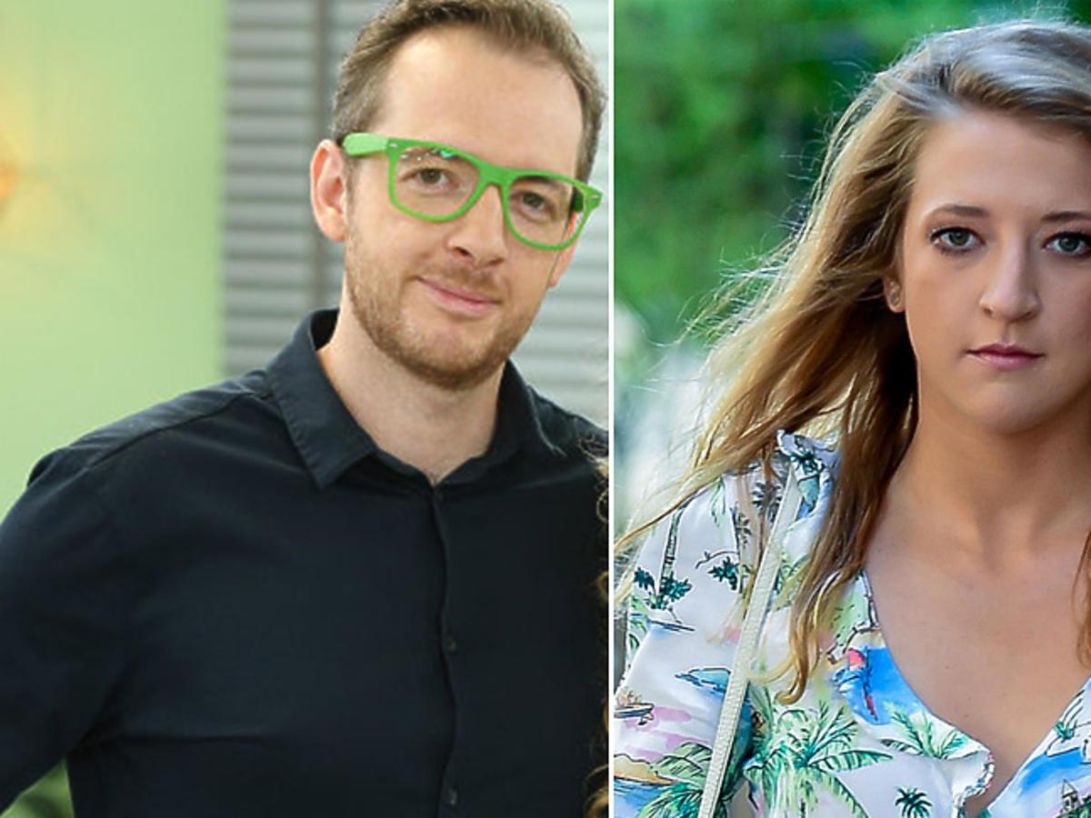 Lara Gessler i Tadeusz Muller