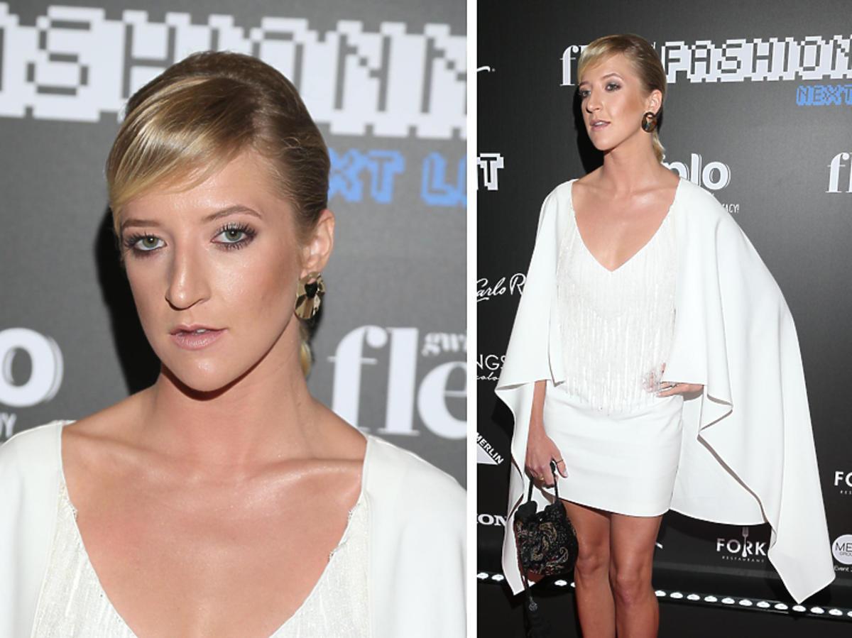 Lara Gessler na Flesz Fashion Night 2019