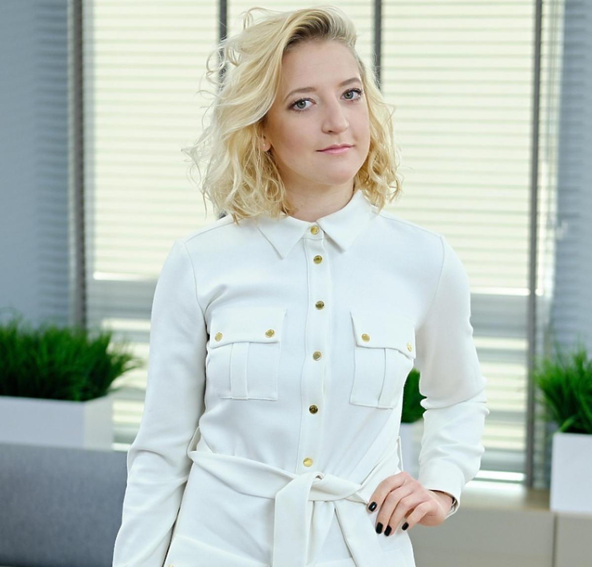 Lara Gessler w Dzień Dobry TVN