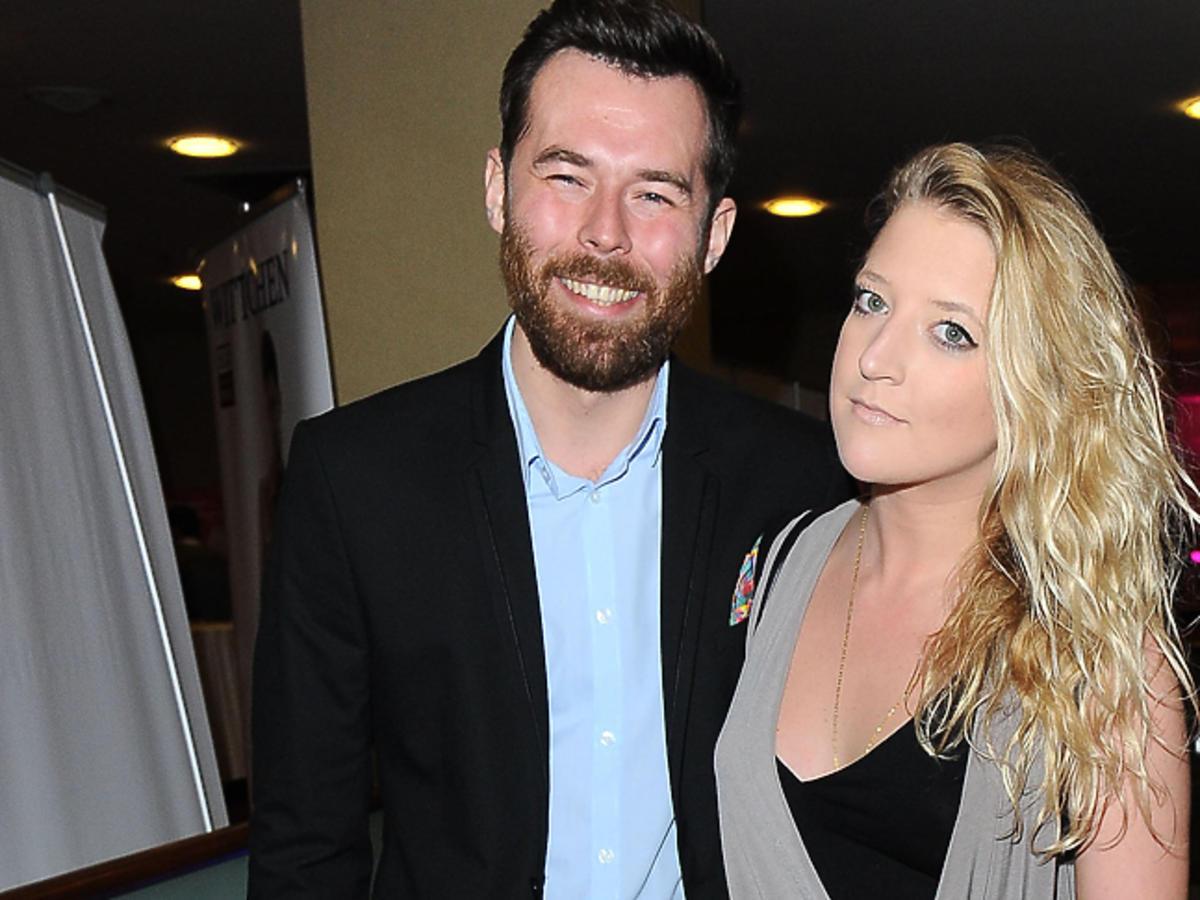Lara Gessler z chłopakiem