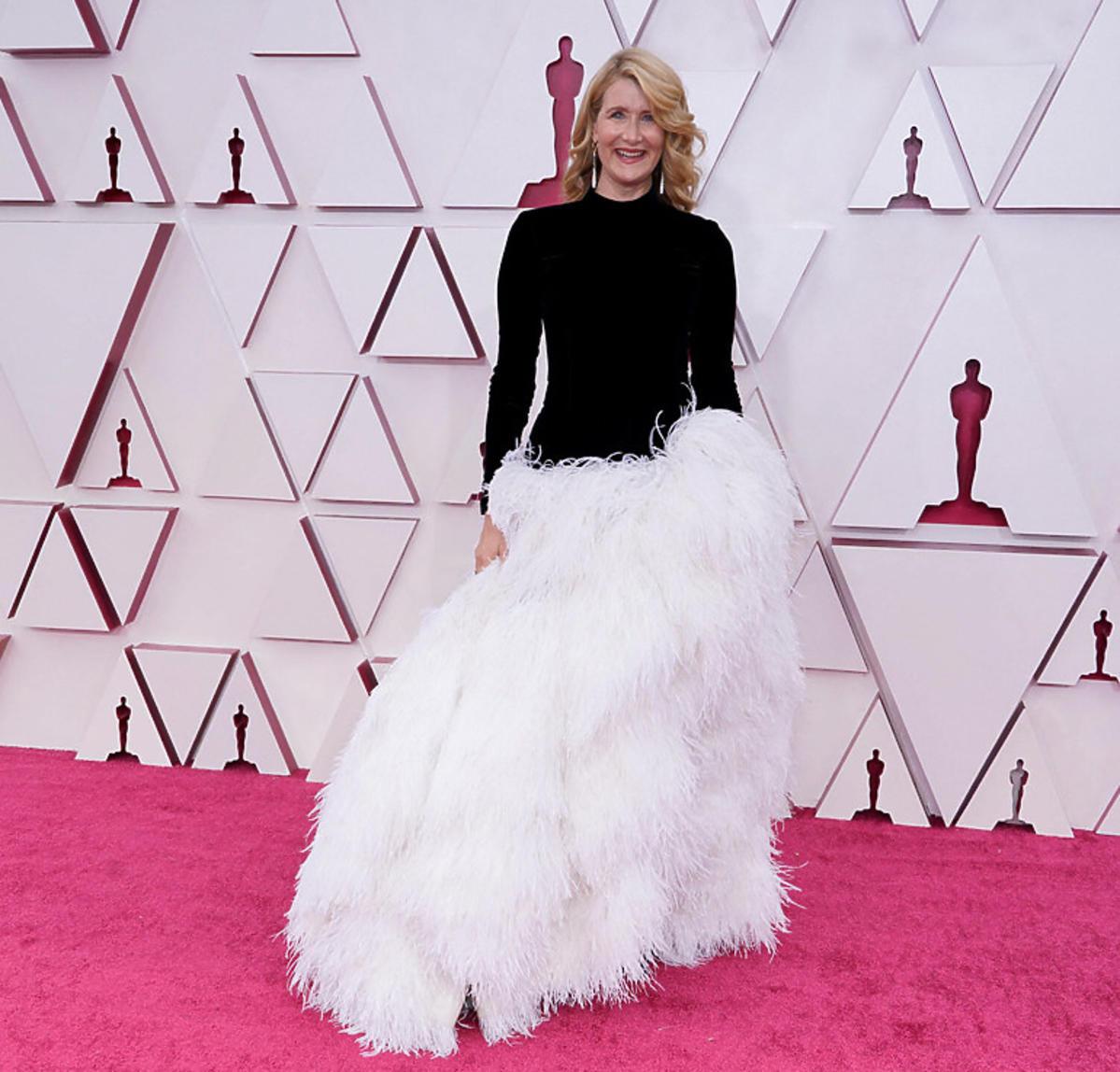 Laura Dern na 93. gali rodania Oscarów