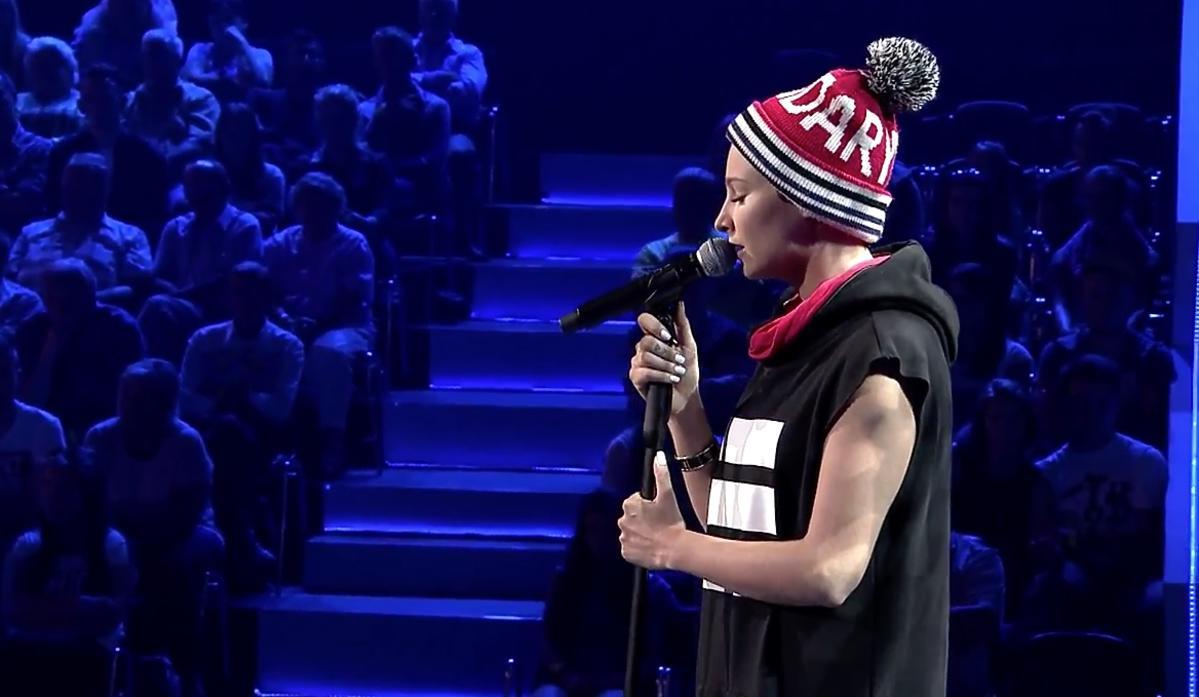 Laura Samojłowicz w The Voice of Poland