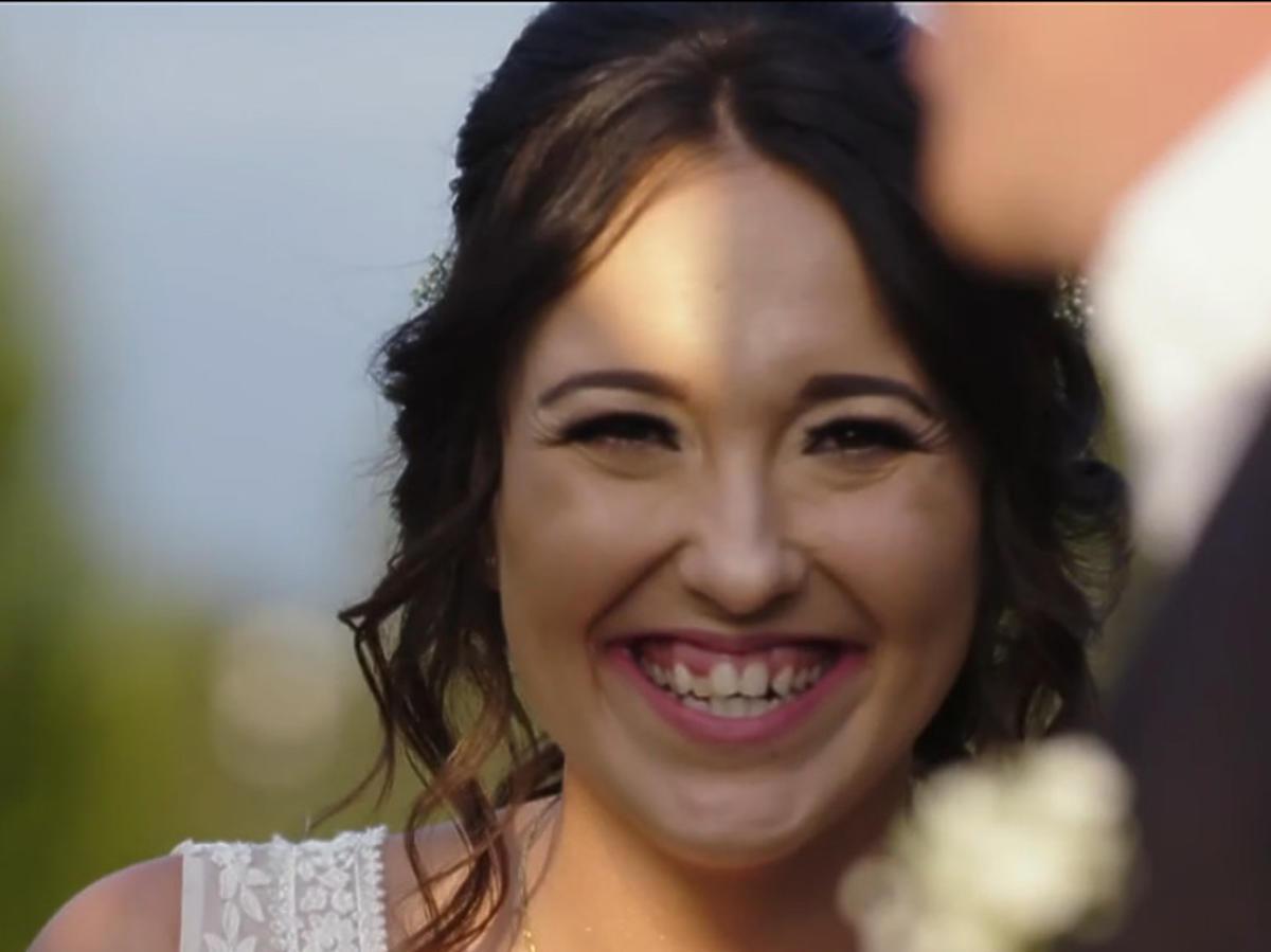 """Laura w """"Ślubie od pierwszego wejrzenia"""""""