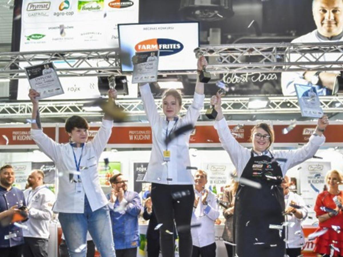 Laureaci Kulinarnego konkursu Roberta Sowy