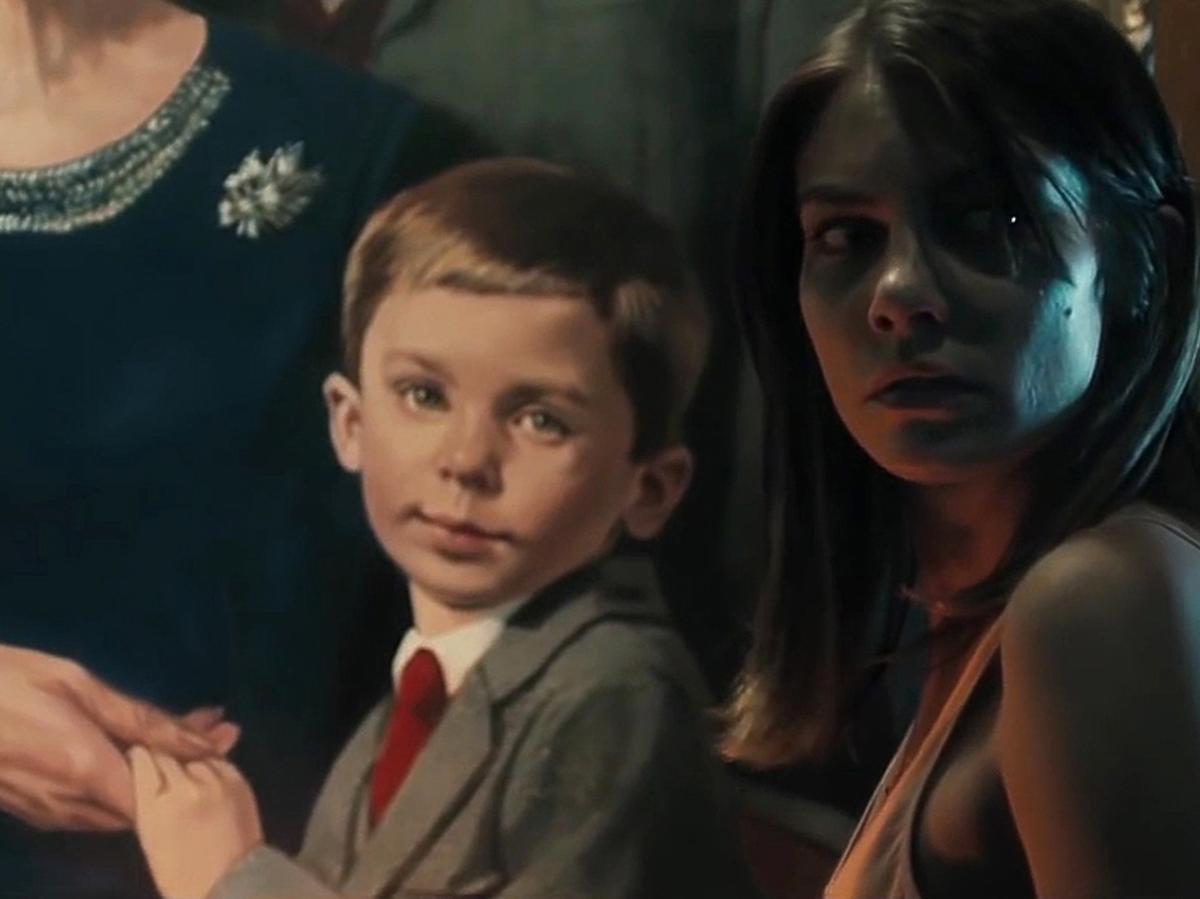 Lauren Cohan w filmie The Boy