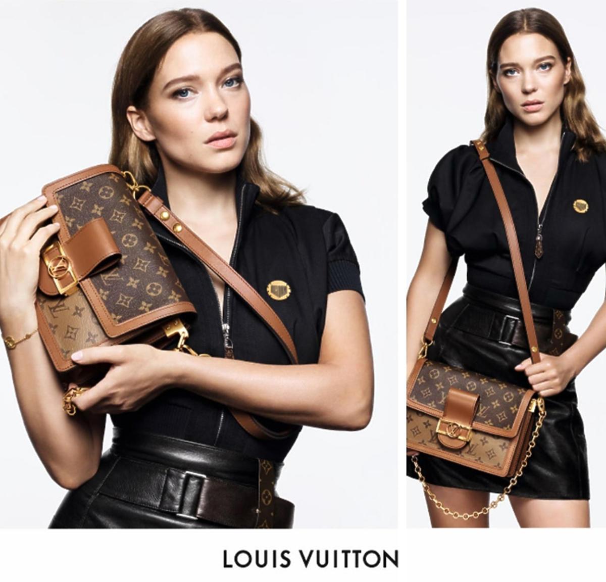 Lea Seydoux for Louis Vuitton