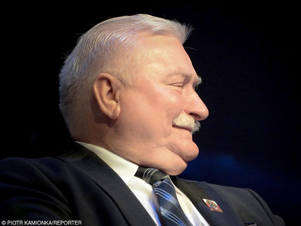 Lech Wałęsa portret