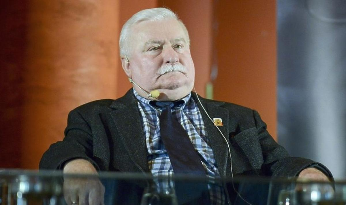 Lech Wałęsa wspomina swojego syna, Przemysława
