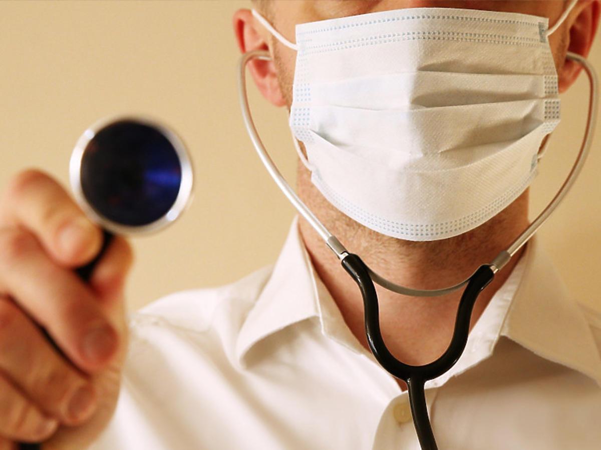 Lekarz koronawirus
