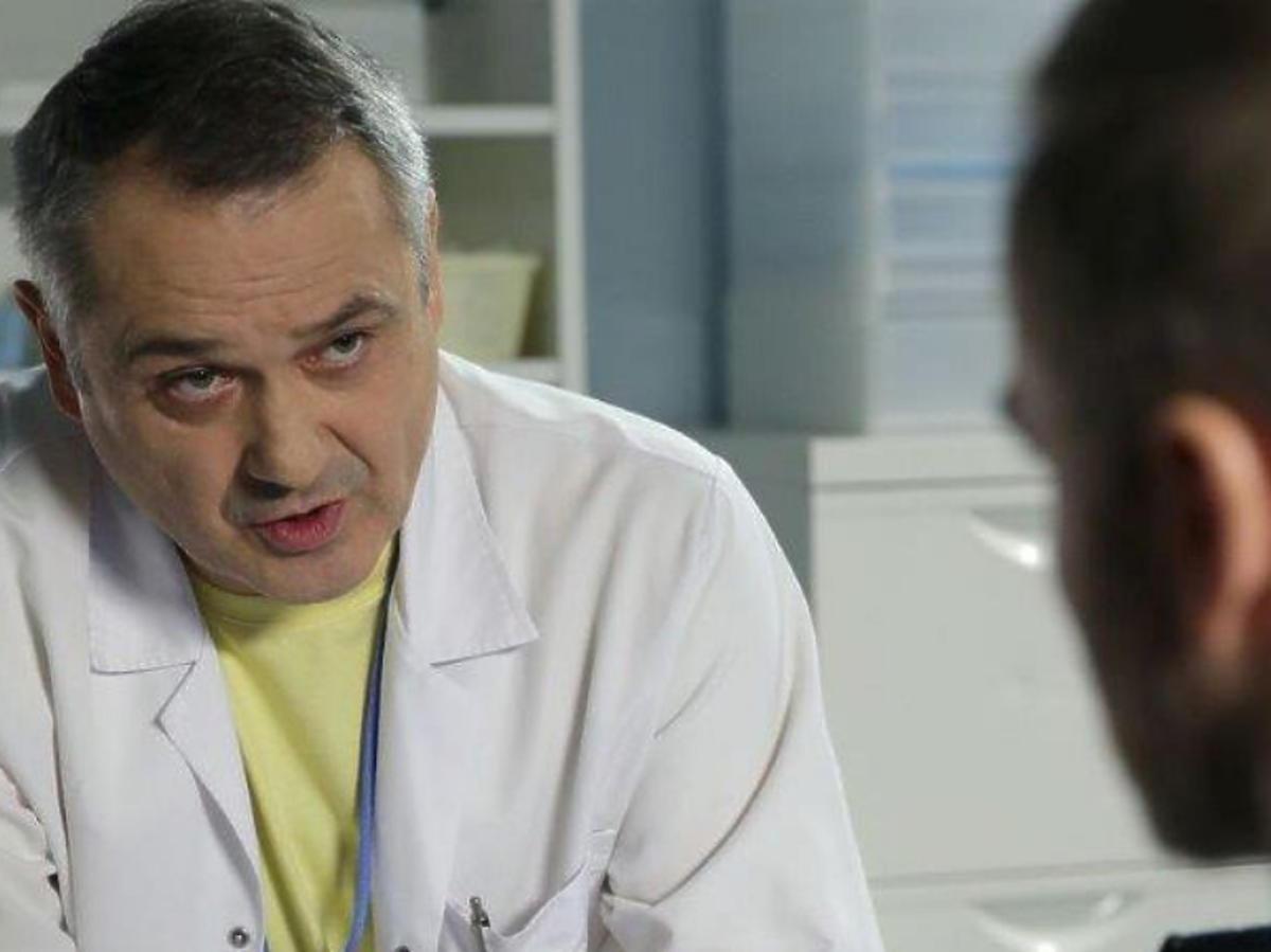Lekarz Magdy z M jak miłość
