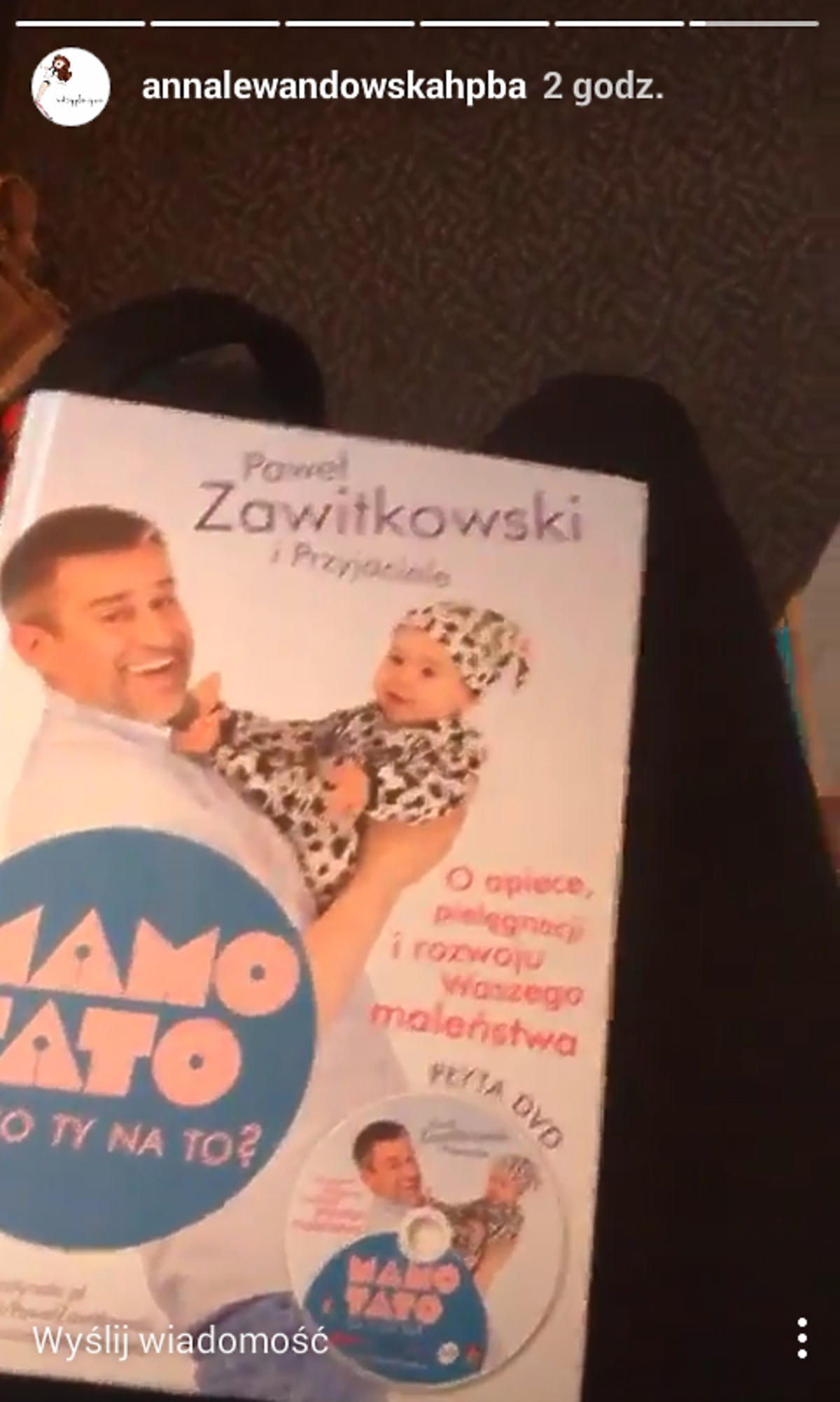 Lektura Anny Lewandowskiej