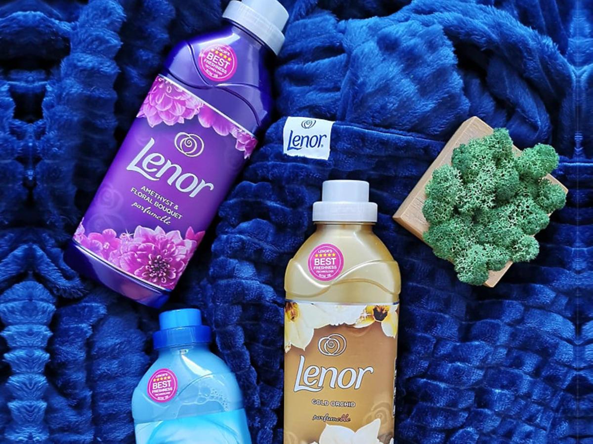 Lenor, nowe zapachy