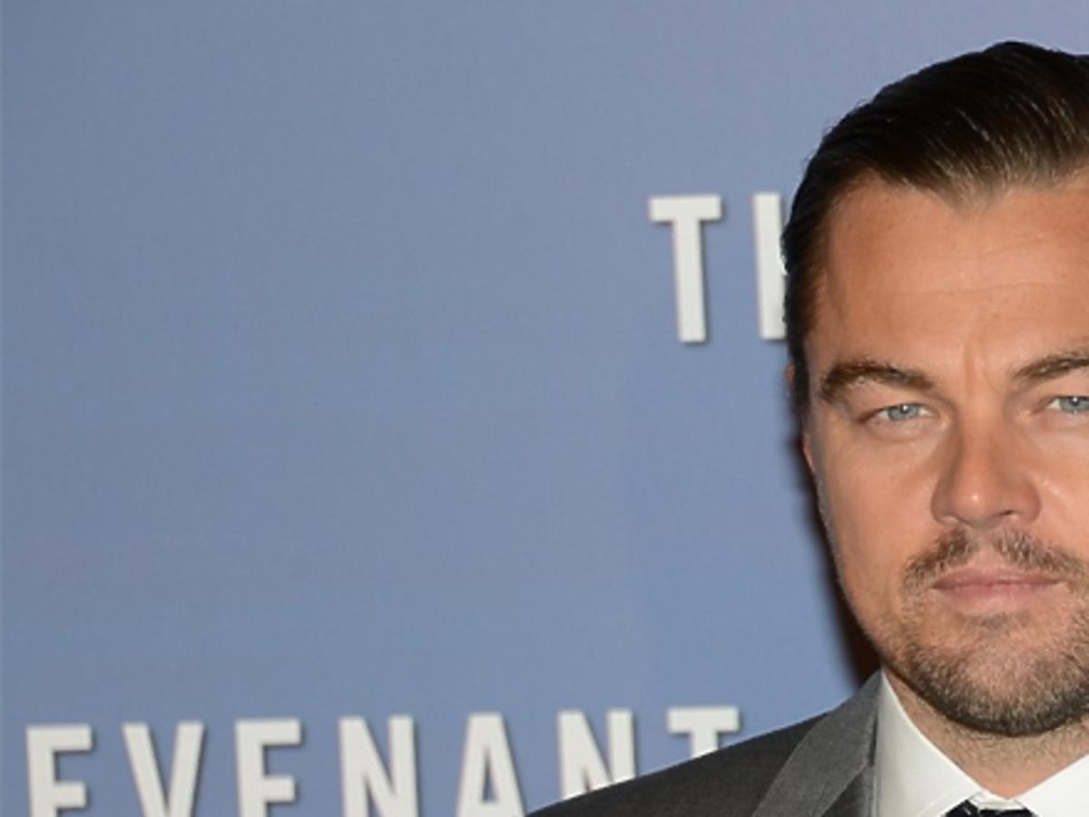"""Leonardo DiCaprio na francuskiej premierze filmu """"Zjawa"""""""