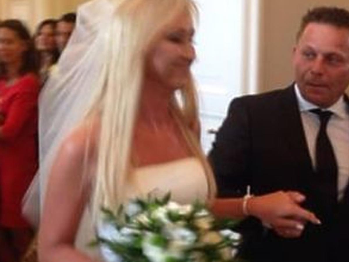 Leszka Kuzaj ożenił się. Ślub Leszka Kuzaja