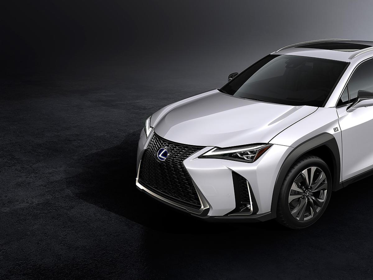 Lexus UX, jedna z premier Geneva Motor Show