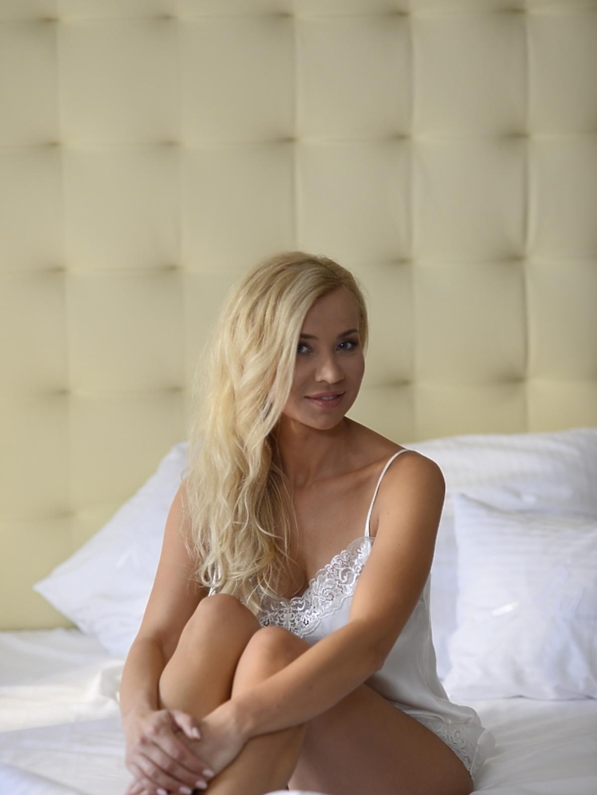 Lidia Kopania nago w Playboyu. Sesja Kopani Playboy grudzień 2014