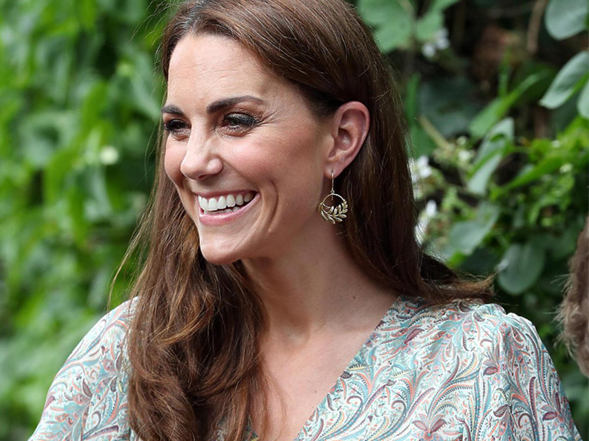 Lidl sprzedaje kopię sukienki Księżnej Kate