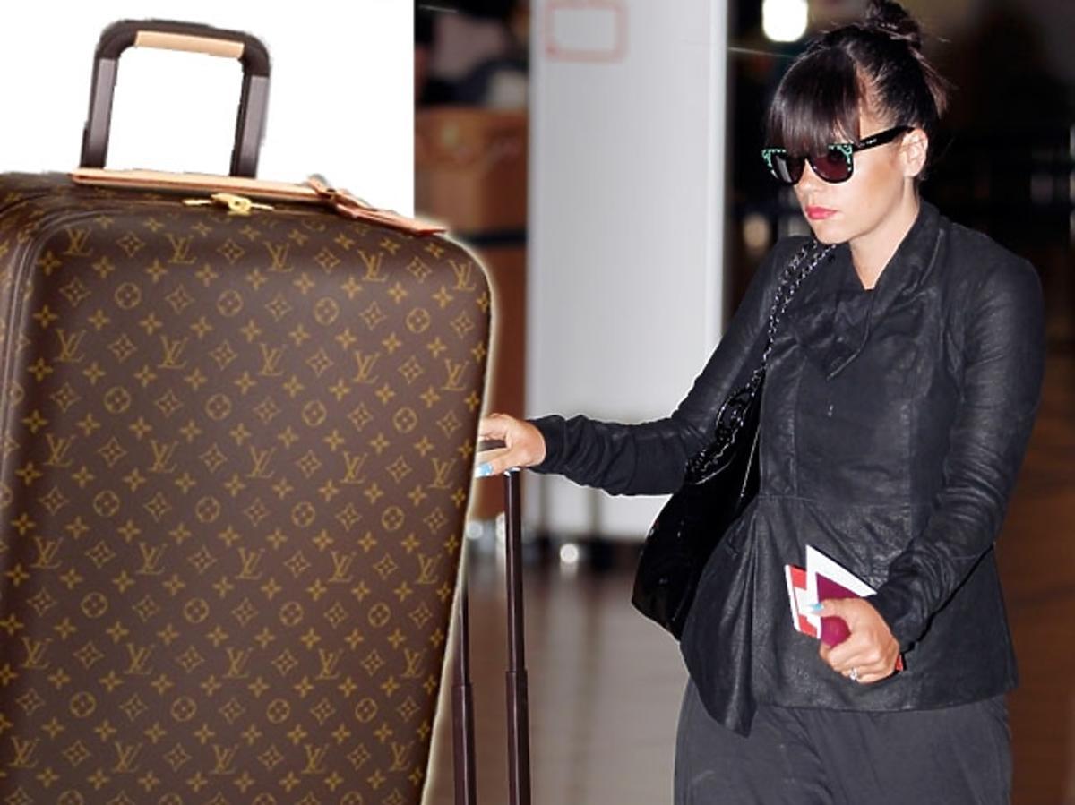 Lily Allen, Louis Vuitton
