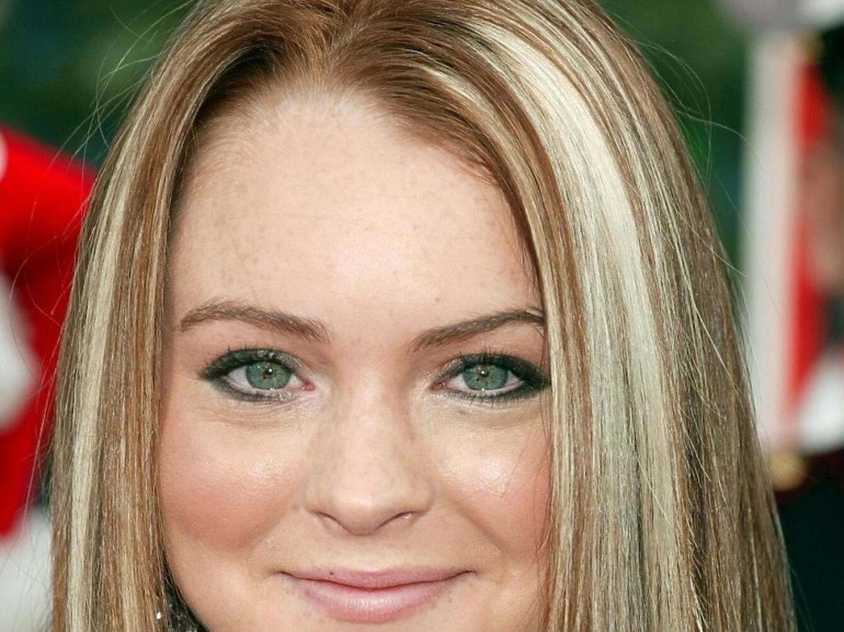 Lindsay Lohan u szczytu sławy