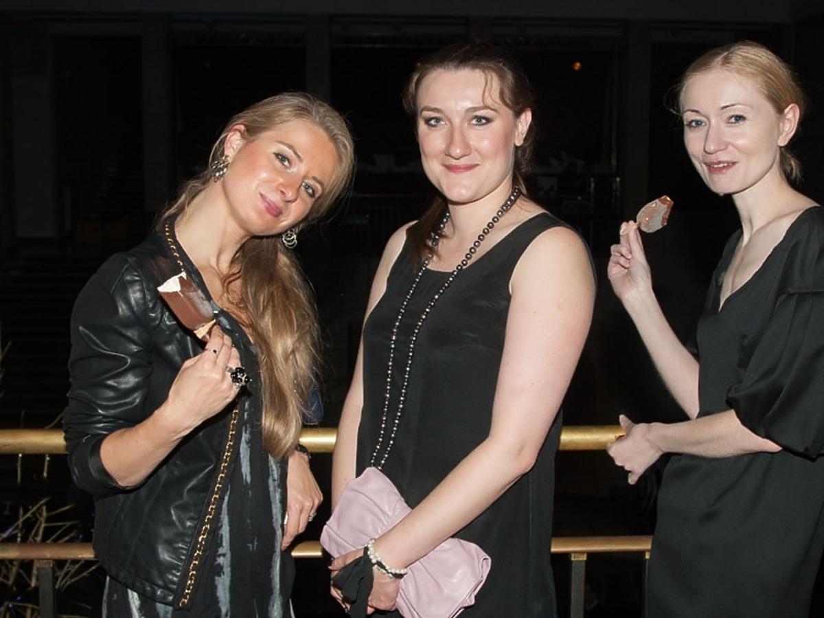 Lody Magnum na Flesz Fashion Night