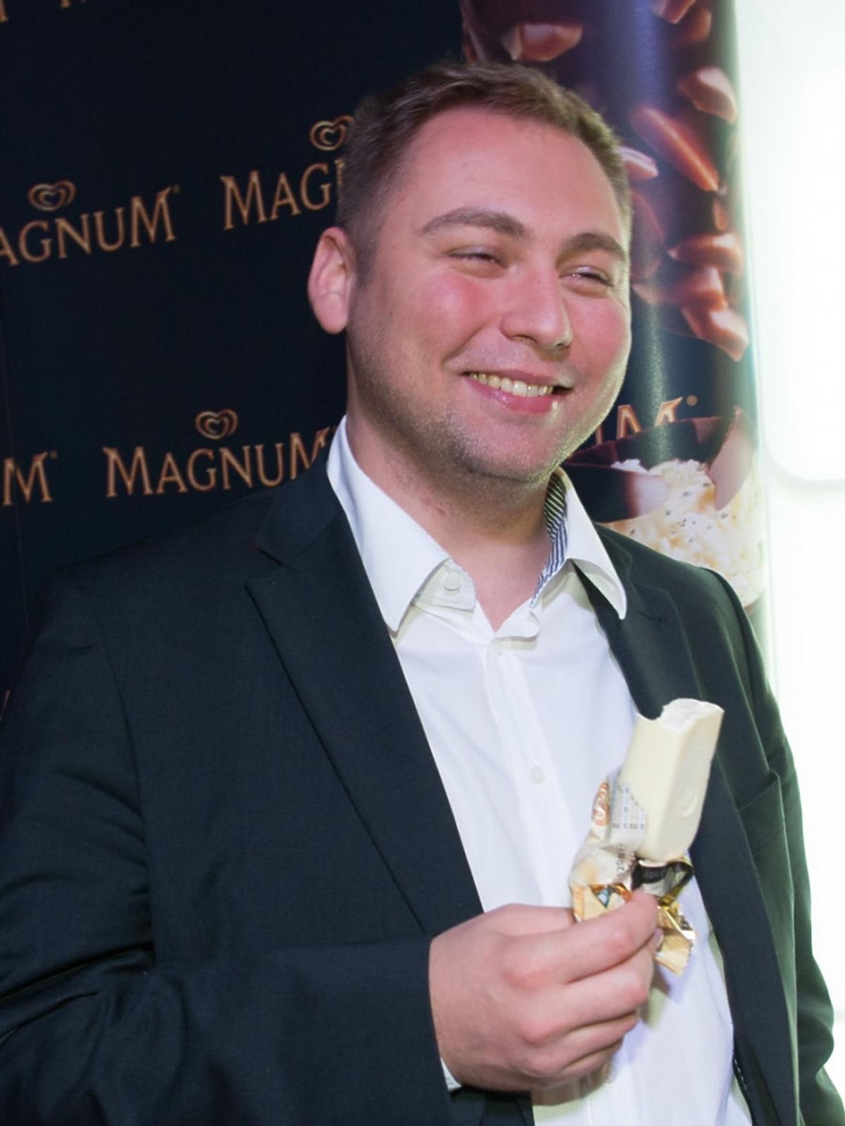 Lody Magnum podczas Flesz Fashion Night