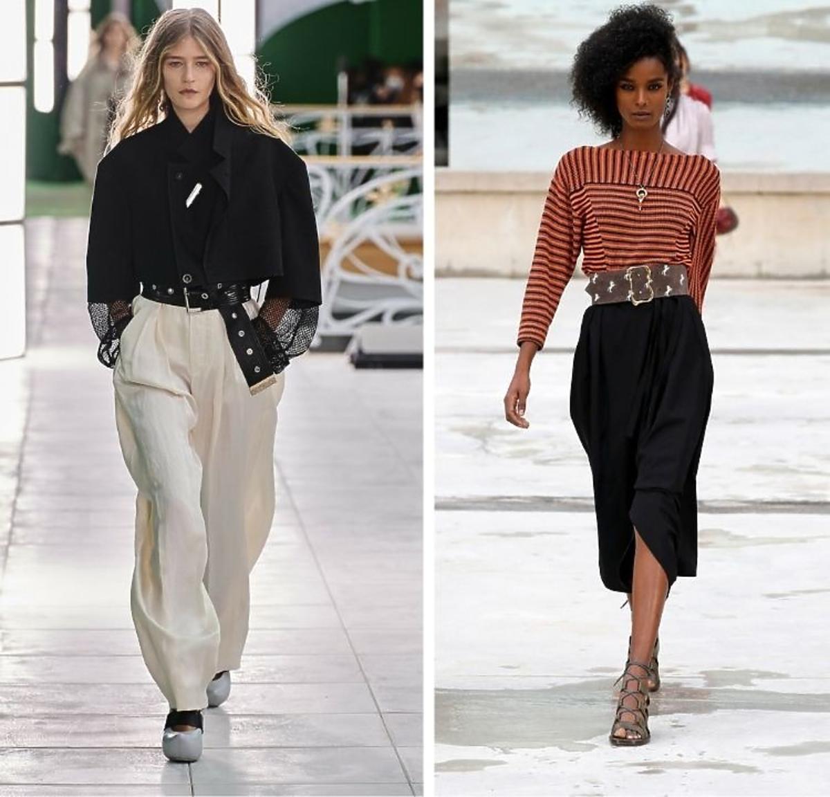 Louis Vuitton i Chloe